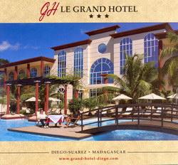 Le Grand Hotel: Diego-Suarez, Madagascar