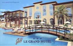 Le Grand Hotel: Diego-Suarez