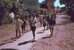 Cub Scouts parade: Soavinandriana