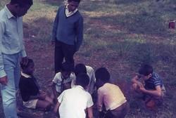 Cub Scouts compass game: Soavinandriana