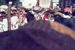 Joan of Arc Day celebration crowd: Soavinandriana