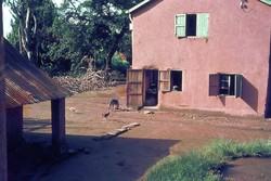 House of Monsieur Rakotondrazaka, District Pastor: Soavinandriana