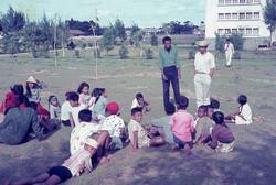 Holiday camp children: Tamatave