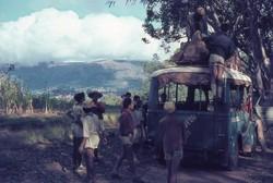 Scouts preparing for departure: Ambositra