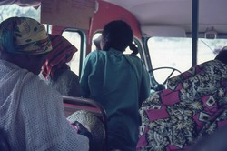 On a taxi-brousse to Tulear