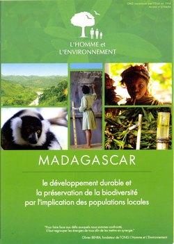 L'Homme et l'Environnement: Madagascar: Le développement durable et la préservation de la biodiversit? par l'implication des populations locales