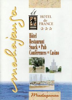 Hôtel de France: Mahajanga