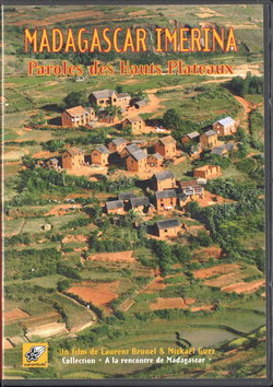 Madagascar Imerina: Paroles des Hauts Plateaux