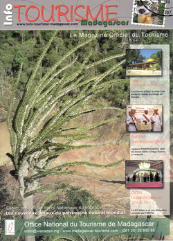 Info Tourisme Madagascar: Le Magazine Officiel du Tourisme: No 00, Septembre 2007