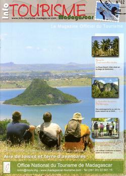 Info tourisme madagascar le magazine officiel du tourisme no 02 madagascar library - Office national du tourisme madagascar ...
