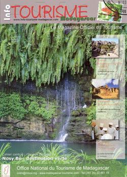 Info Tourisme Madagascar: Le Magazine Officiel du Tourisme: No 03, Septembre 2008
