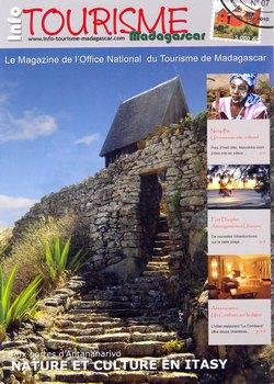 Info tourisme madagascar no 07 janvier avril 2010 madagascar library - Office national du tourisme madagascar ...