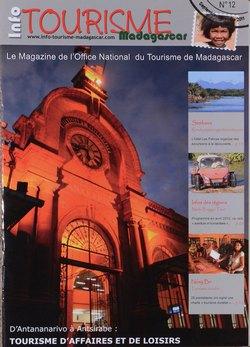 Info Tourisme Madagascar: No 12, Septembre-Décembre 2011