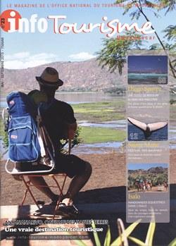 Info Tourisme Madagascar: No 23, Mai-Septembre 2015