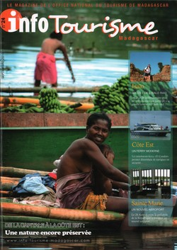 Info Tourisme Madagascar: No 24, Septembre 2015