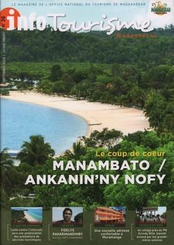 Info Tourisme Madagascar: No 36, Septembre 2019