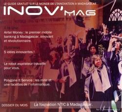Inov'mag: No. 2 - Novembre 2012