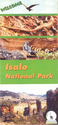 Isalo National Park: Welcome