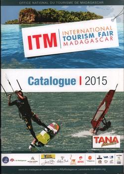 ITM: International Tourism Fair Madagascar: Catalogue 2015