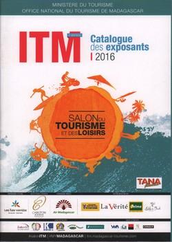 ITM 5? Edition: Catalogue des Exposants 2016: Salon du Tourisme et des Loisirs