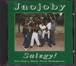 Jaojoby: Salegy!: Hot Dance Music From Madagascar