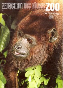 Zeitschrift des Kölner Zoo: Heft 2, 47 Jahrgang