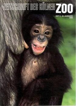 Zeitschrift des Kölner Zoo: Heft 3, 49 Jahrgang