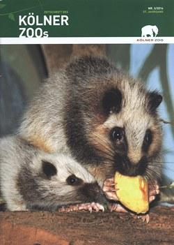 Zeitschrift des Kölner Zoos: Nr 3/2014, 57 Jahrgang