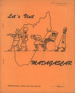 Let's Visit Madagascar: A project for junior groups