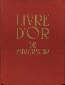 Livre d'or de Madagascar