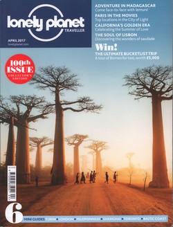 Lonely Planet Traveller: April 2017