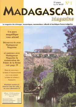 Madagascar Magazine: No. 1