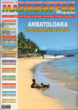 Madagascar Magazine: No. 103: Septembre-Octobre-Novembre 2020