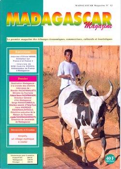 Madagascar Magazine: No. 12: Décembre 1998