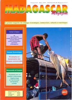 Madagascar Magazine: No. 17: Mars 2000