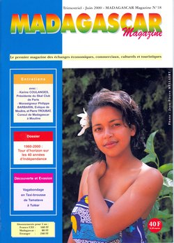 Madagascar Magazine: No. 18: Juin 2000