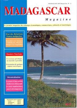 Madagascar Magazine: No. 2: Mai 1996