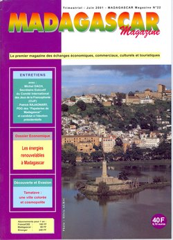 Madagascar Magazine: No. 22: Juin 2001