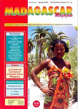 Madagascar Magazine: No. 32: Décembre 2003