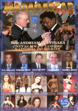 Madagascar Magazine: No. 41: Mars-Avril-Mai 2006