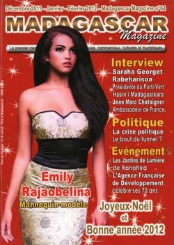 Madagascar Magazine: No. 64: Décembre 2011-Janvier-Février 2012