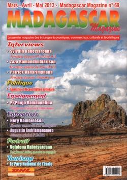 Madagascar Magazine: No. 69: Mars-Avril-Mai 2013