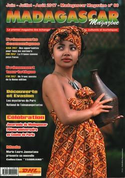 Madagascar Magazine: No. 86: Juin-Juillet-Août 2017