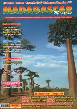 Madagascar Magazine: No. 87: Septembre-Octobre-Novembre 2017