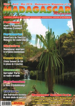 Madagascar Magazine: No. 93: Mars-Avril-Mai 2019