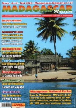 Madagascar Magazine: No. 97: Mars-Avril-Mai 2020