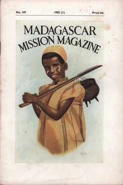 Madagascar Mission Magazine: No. 187: 1955 (1)