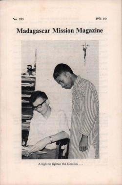 Madagascar Mission Magazine: No. 253: 1971 (4)