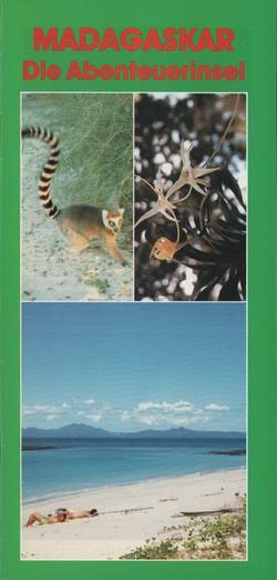 Madagaskar: Die Abenteuerinsel