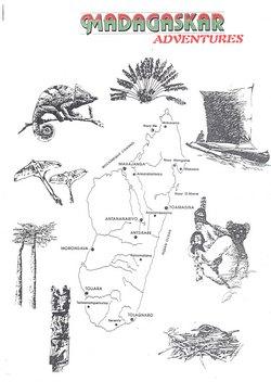 Madagaskar Adventures: Newsletter December/January